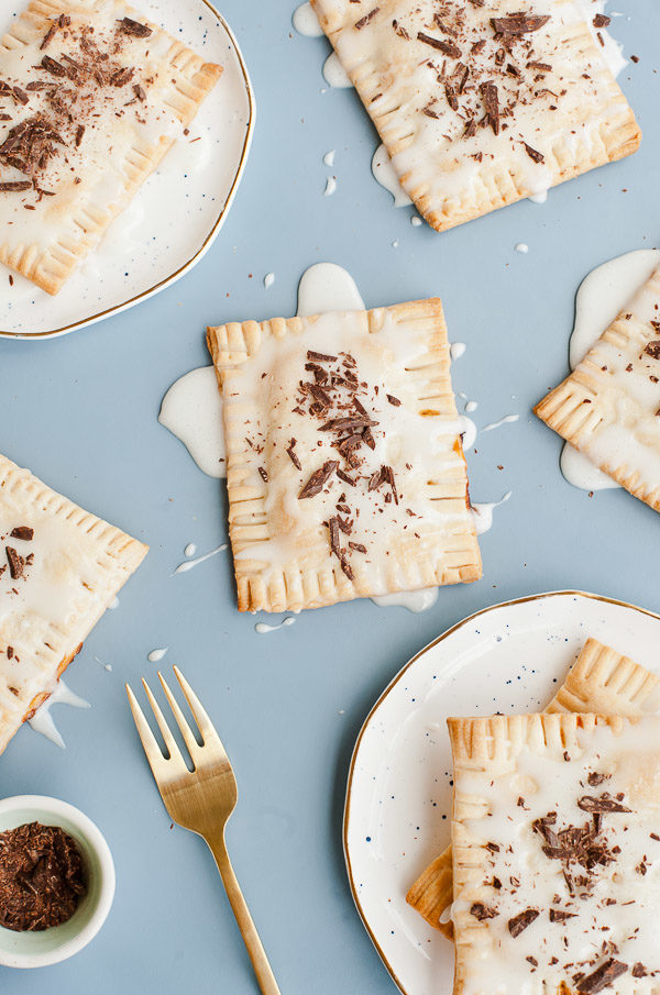 Drunken S'more Pop Tarts