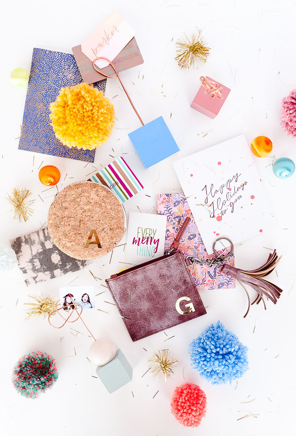 3 unique gift wrapping ideas for gift cards this holiday season (including monogrammed clutches and more)
