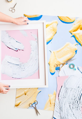assembling-prints-into-frames-for-the-holidays-4