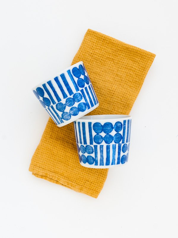 Japanese espresso cups