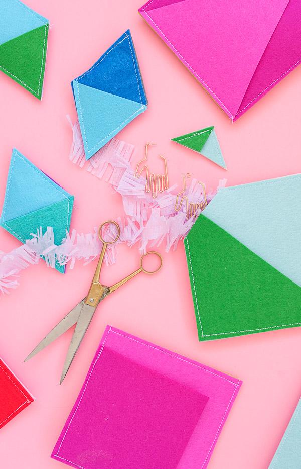 Unique DIY gift wrap idea