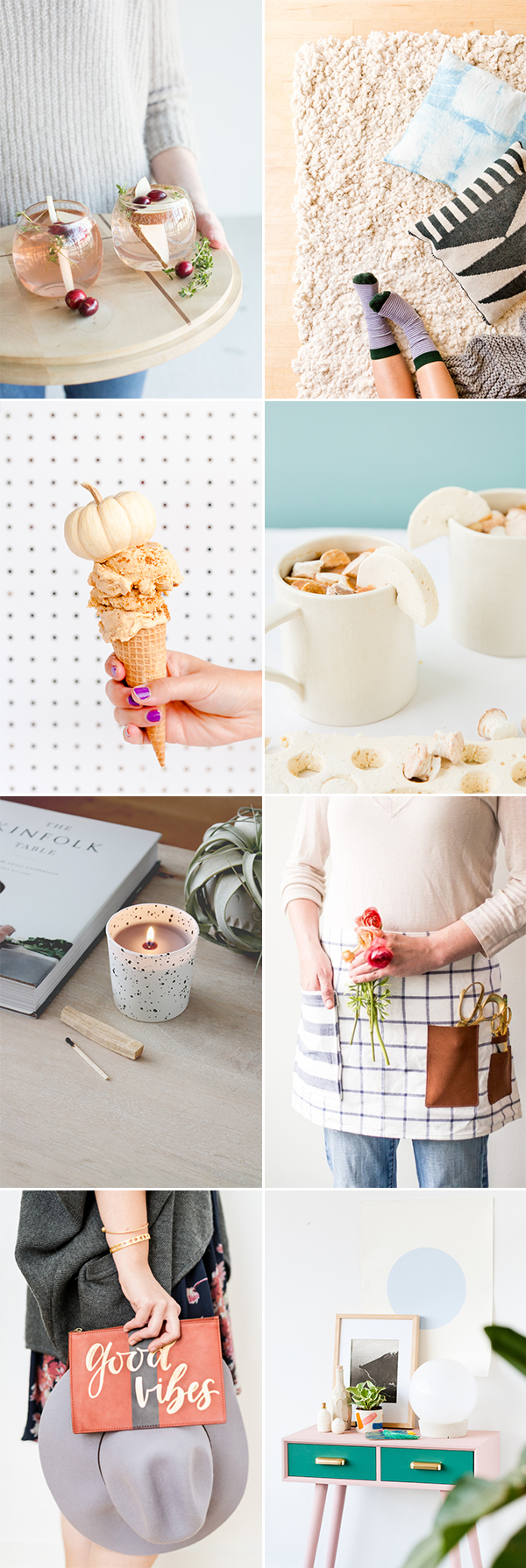Cozy Up: 14 (Fall) DIYs to Try During the Long Thanksgiving Weekend