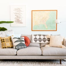 Cozy Up: How to Style Your Sofa for Fall