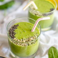 A Green Smoothie Recipe for the New Year