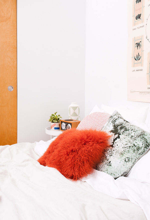 Guest bedroom reveal, styled by Paper & Stitch.