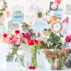 (Holiday) Flower Power: A New Winter Style Guide + ATL Wreath Workshop