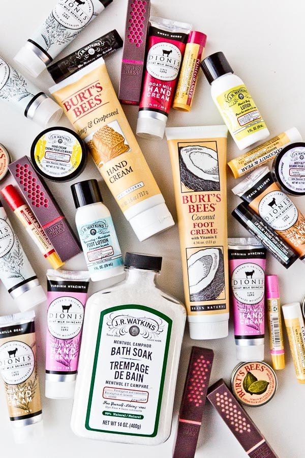 Last minute holiday gift ideas (beauty items)