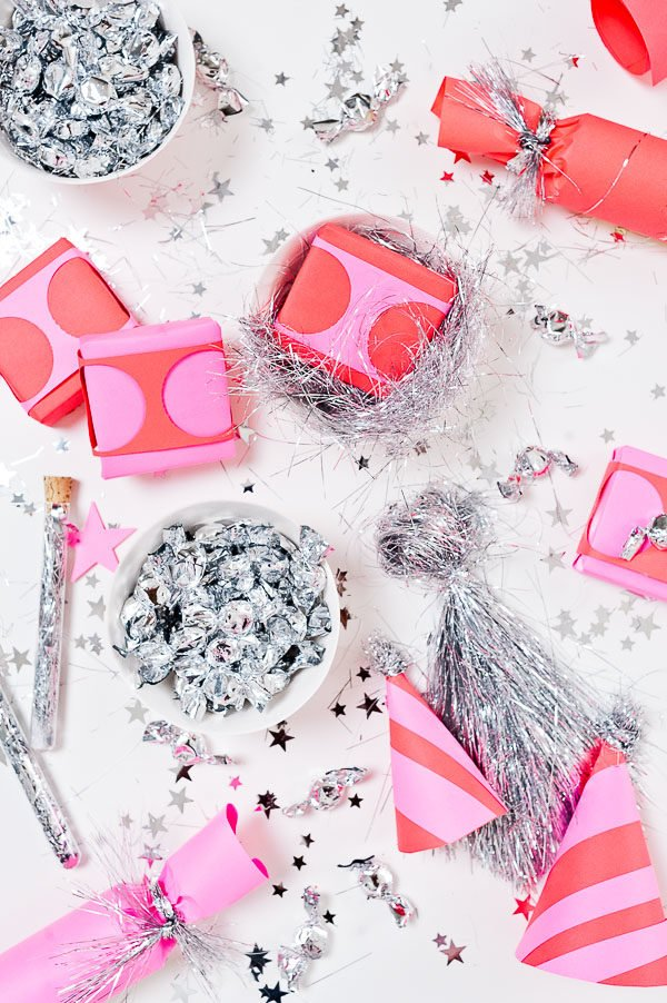 7 DIY Party Ideas for New Year's Eve