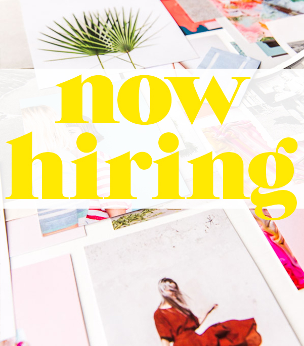 Now hiring at Paper & Stitch (in Atlanta)