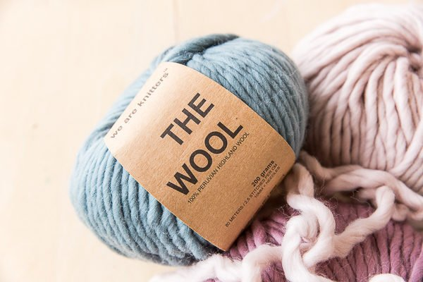 We Are Knitters Peruvian wool yarn