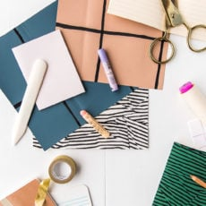 Take Note: DIY Notebooks in 5 Minutes