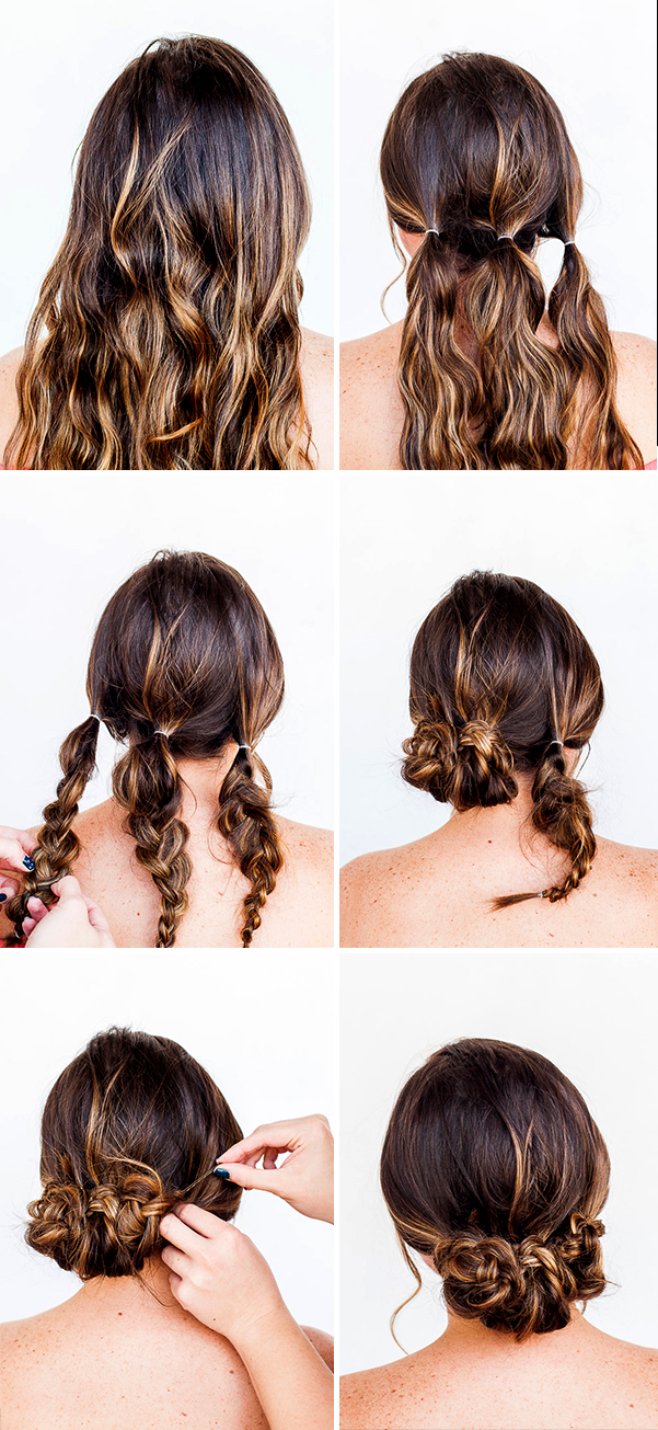 Hair Hack Valentine S Day Hair Tutorial In 10 Minutes