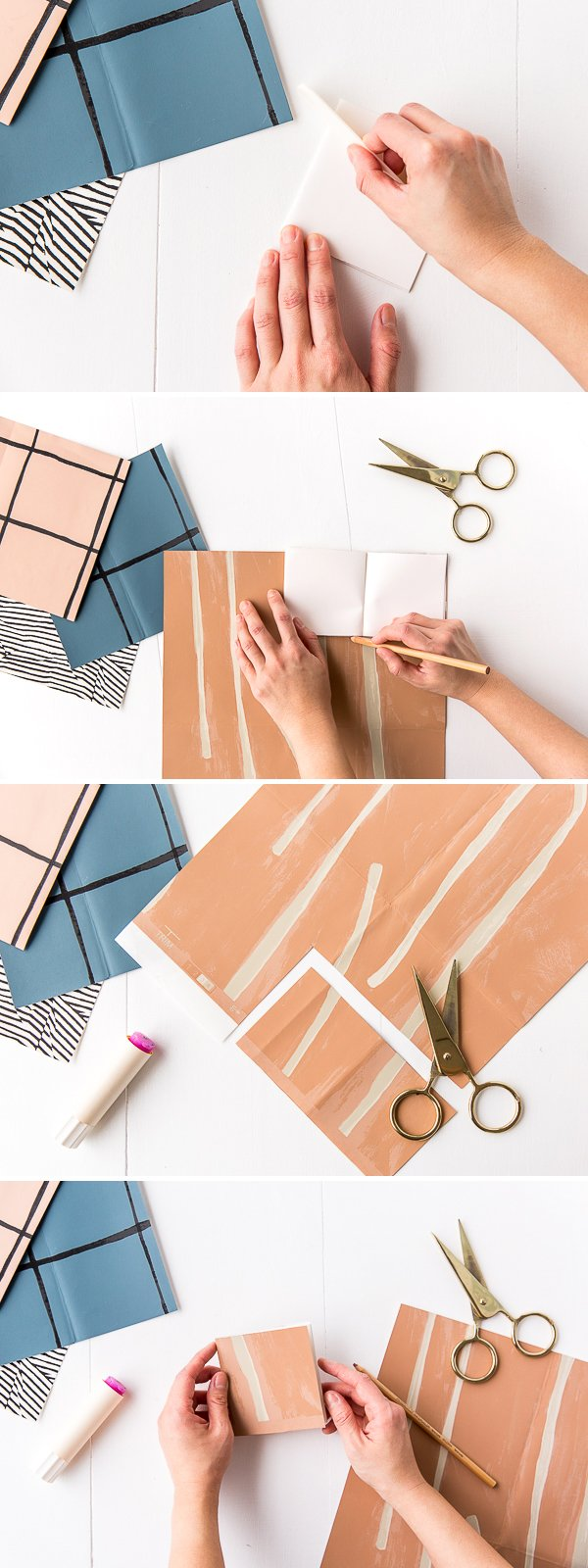 How to make DIY notebooks in 5 minutes