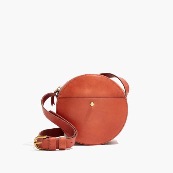 Marfa crossbody circle bag from Madewell