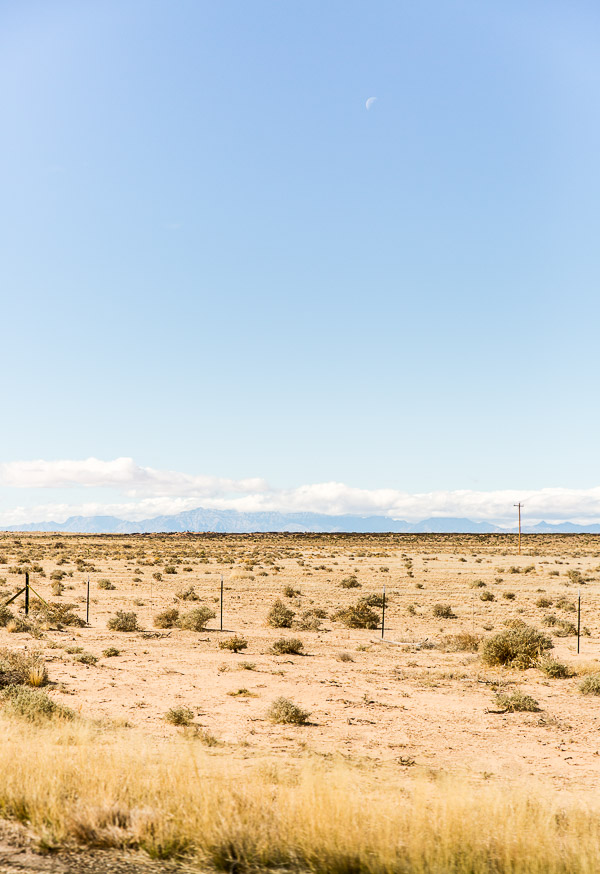 A road trip to New Mexico with Paper & Stitch.