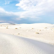 A Quick Trip to New Mexico + White Sands