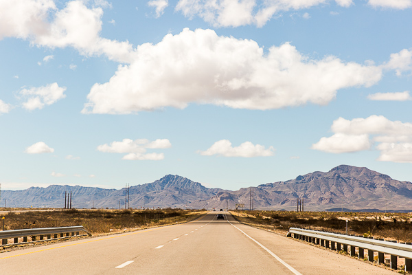 A quick road trip through New Mexico, on Paper & Stitch.