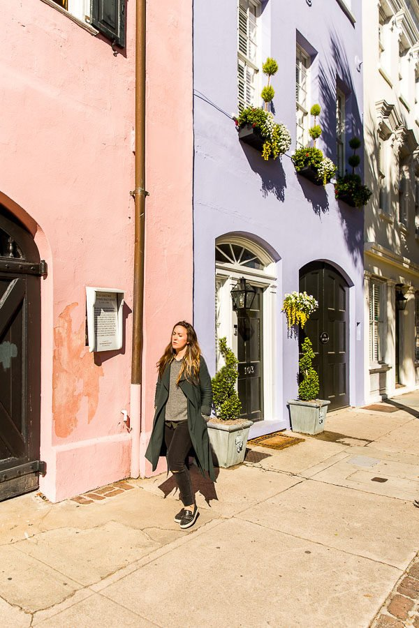 Brittni Mehlhoff shares her Cool Girls Travel Guide to Charleston on Paper & Stitch