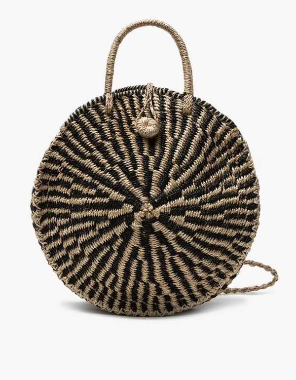 Abacá ticao bag from Need Supply - This would be a good one for a beach vacation and it's under $100.