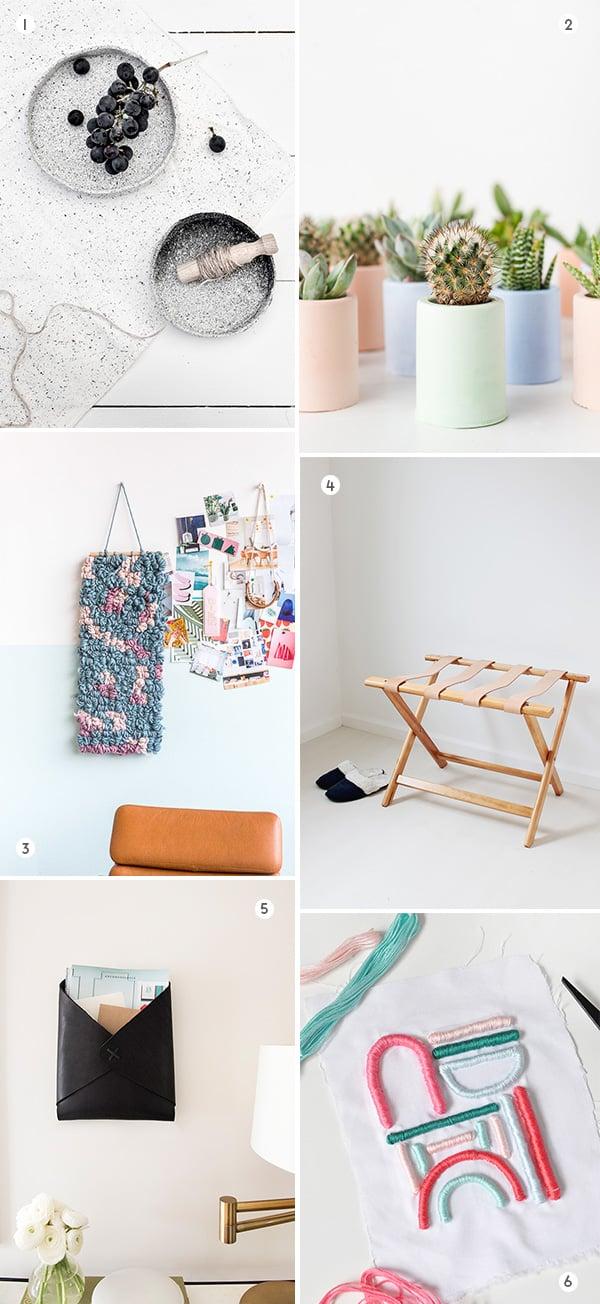 6 Weekend DIYs to Try