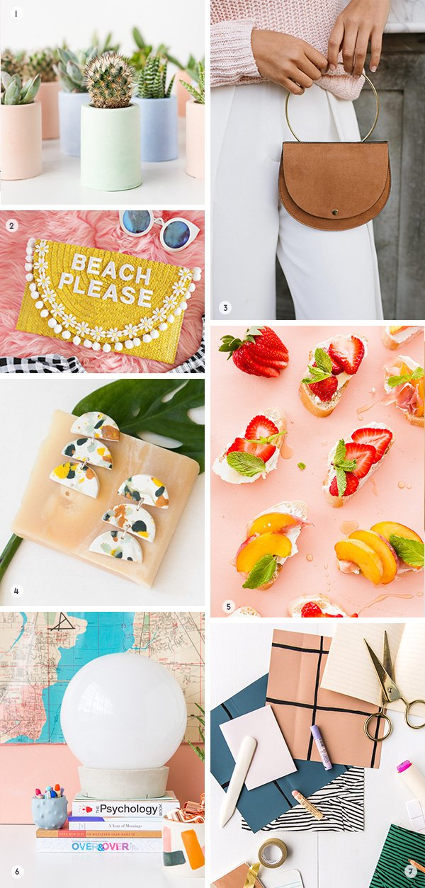 This list of easy weekend project ideas is perfect for beginning crafters.