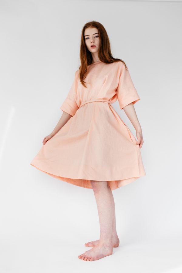 Love this poet dress from Lauren Winter