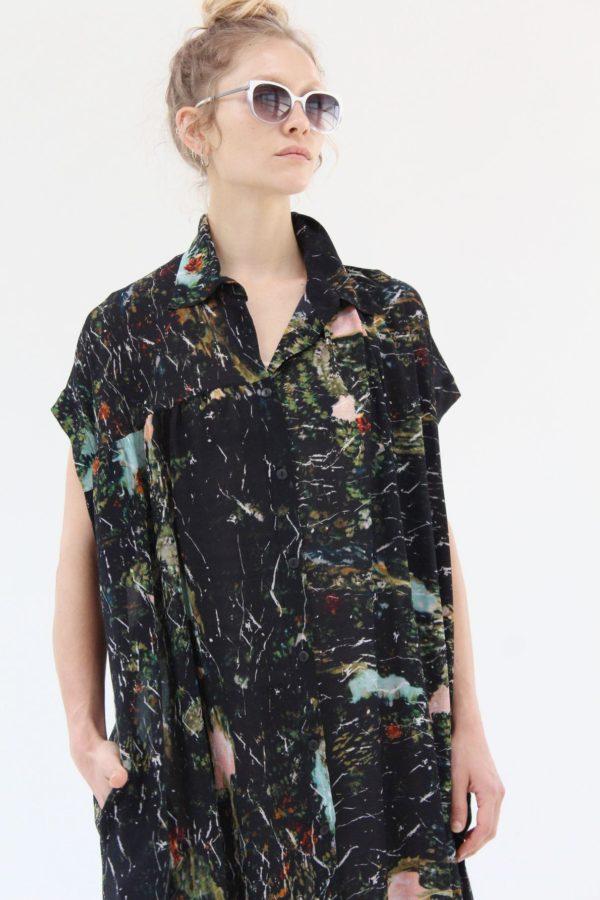 Beklina dress. Love this print!