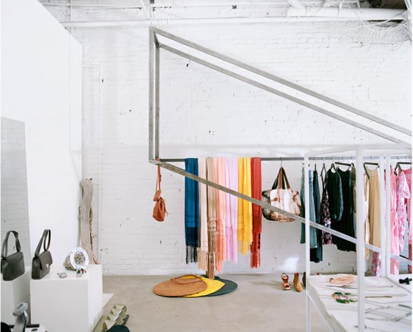 Maryam Nassir Zadeh shop on the lower east side (NYC)