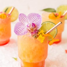 Punch It Up: A Pineapple Mango Rum Punch Recipe Inspired by the Caribbean