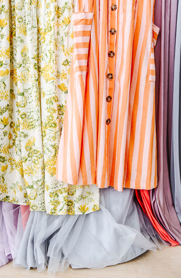 Patterns and pastels
