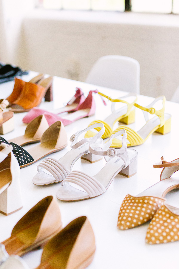 Behind the Scenes: Stripes, Style Guides, and a Sea of Shoes
