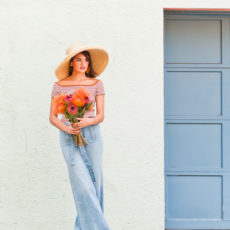 Get the Look: 70s Meets Miami Summer Outfit