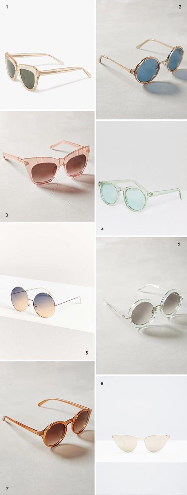 Cool sunglasses in every price range