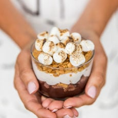 S'more Please: Make-Ahead S'more Cups
