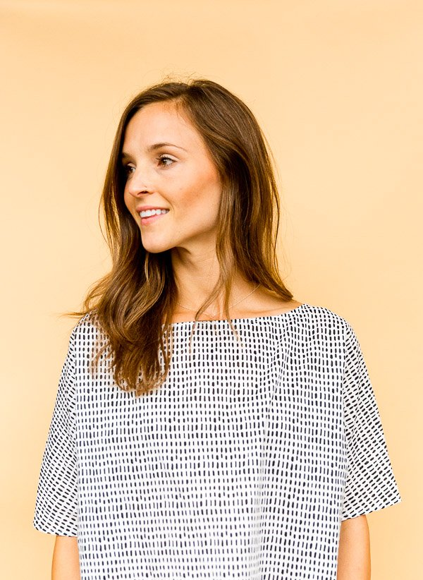 Oh, Make Me Over: How to Turn an Old Dress into a Shirt in 30 Minutes