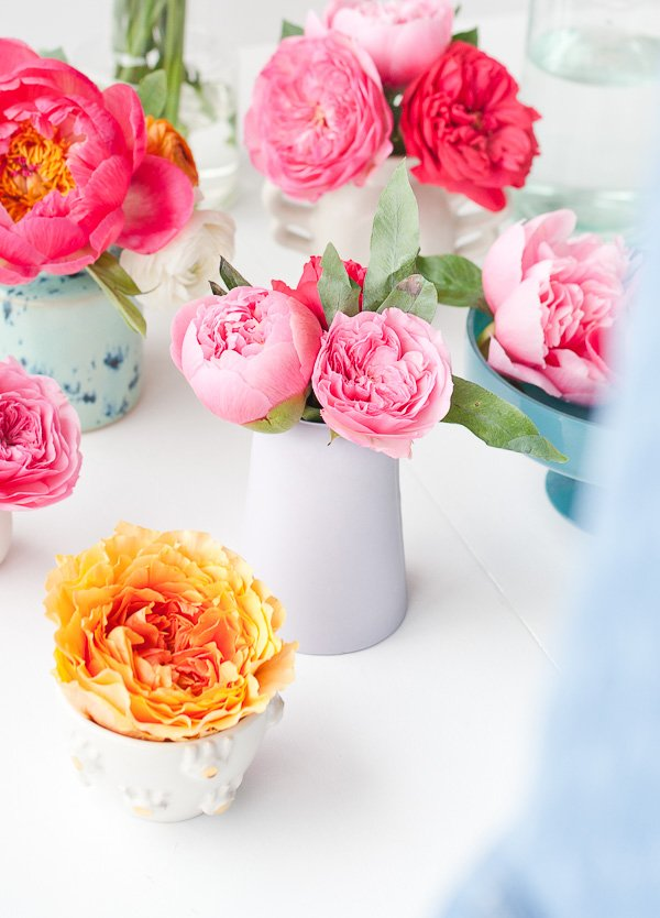 Make It Mini The Art Of Mini Flower Arrangements How To