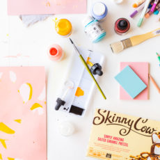Painting, Pastels, and After Work Rituals