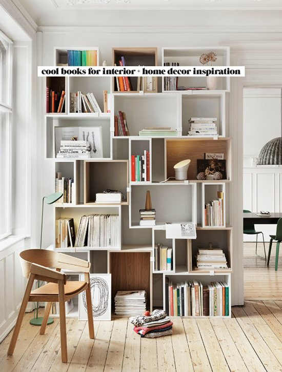 book report: 24 cool books for interiors inspiration - paper & stitch