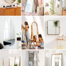 Mirror, Mirror on the Wall: 22 Mirrors To Make Your House Look Effortlessly Cool