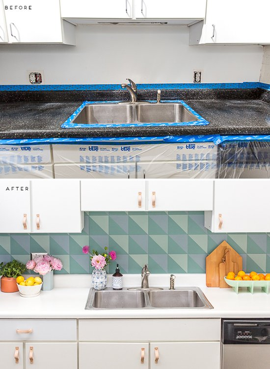 Counter Culture: How to Resurface Laminate Countertops for
