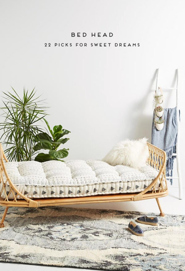 Bed Head: The Cool Girls Guide To Bedroom Decor