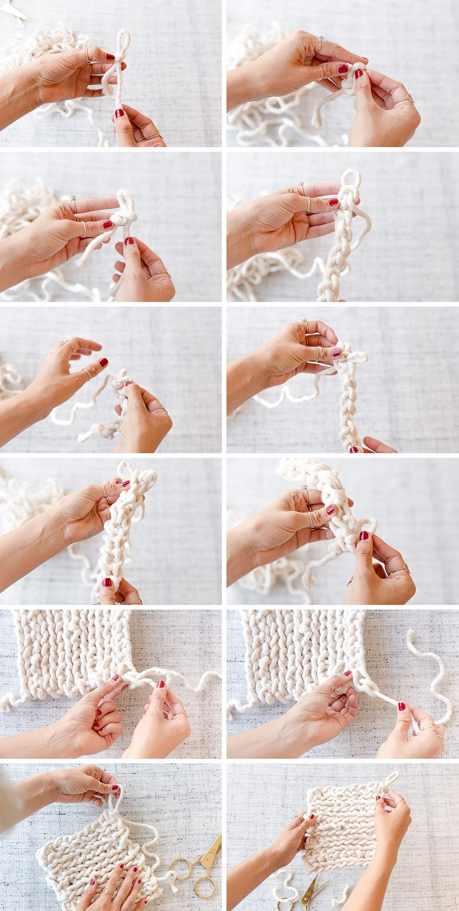 15 Minute DIY to Try: DIY Potholders (Using Just One Supply and Your Hands)