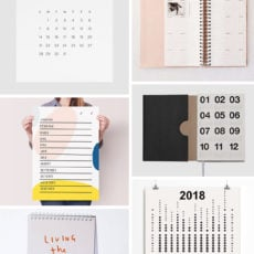 My Picks for the Best 2018 Calendars and Planners