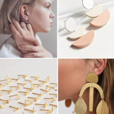 Play it By Ear: 31 Pairs of Earrings that Will Totally Make An Outfit