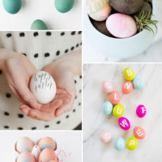 16 Unique DIY Easter Egg Ideas to Try Before Sunday