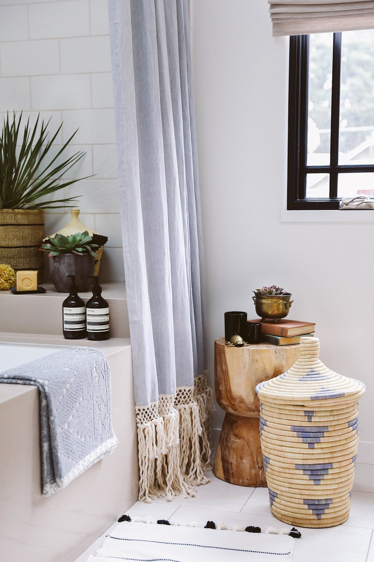 Get Your Bathroom Ready For Spring By Adding Unique Storage Options Want To Find Out