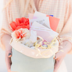 How to Make Your Own Easter Basket (in 15 Minutes)