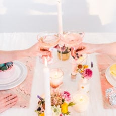 Spring Up: 6 Simple Tablescape Ideas for Spring and Easter Entertaining