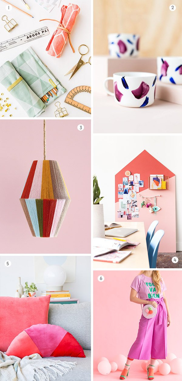 6 Weekend DIYs to Try! #weekendprojects #diy