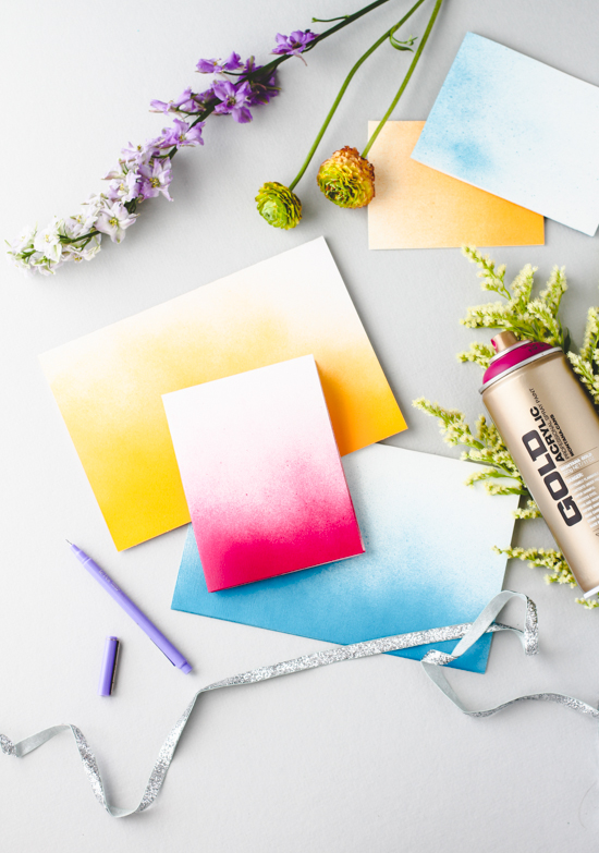 Create some custom stationary for Mother's Day. Check out my ultimate Mother's Day Gift Guide: Gifts You Can DIY for more ideas! #mothersday #giftideas #diygifts